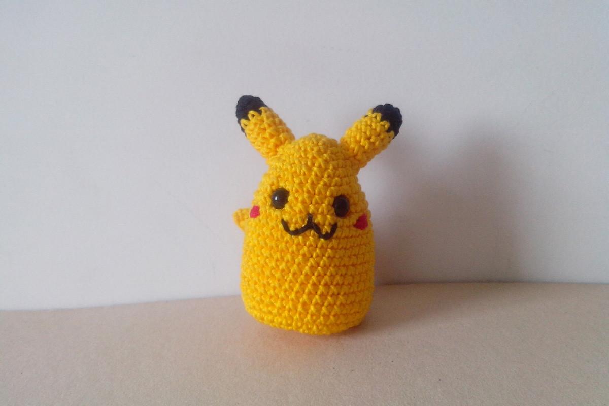 Pikachu Hat - Free Crochet Pattern | 800x1200