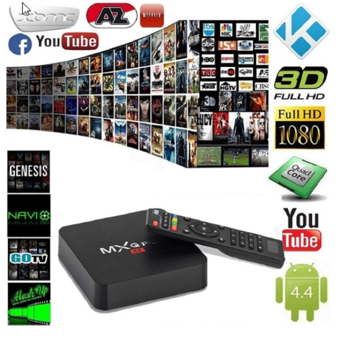 How to fix youtube not loading android tv box mxq pro 4k