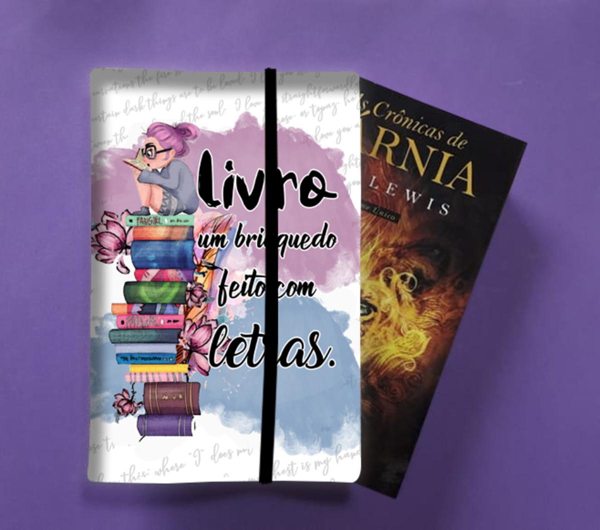 Capa De Livro Frase Literaria