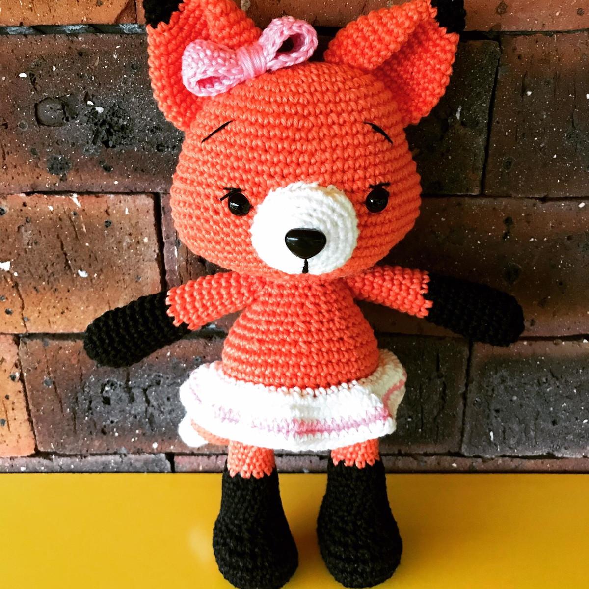 Foxy Amigurumi - Home   Facebook   1200x1200
