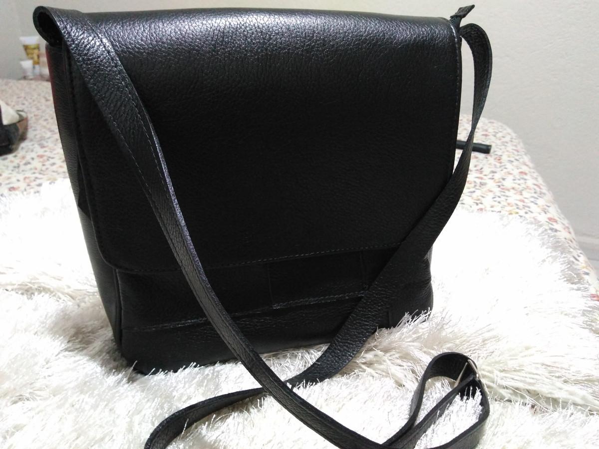 c85c2290b Bolsa Carteiro em couro legitimo direto da fabrica no Elo7   JULIE ...