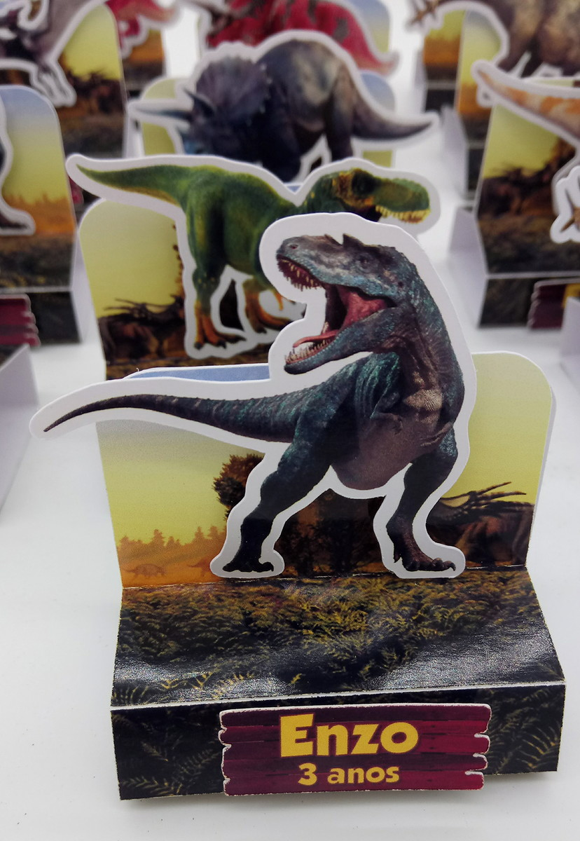 Kit Dinossauros Reais No Elo7 Festa Com Scrap F0d0d1