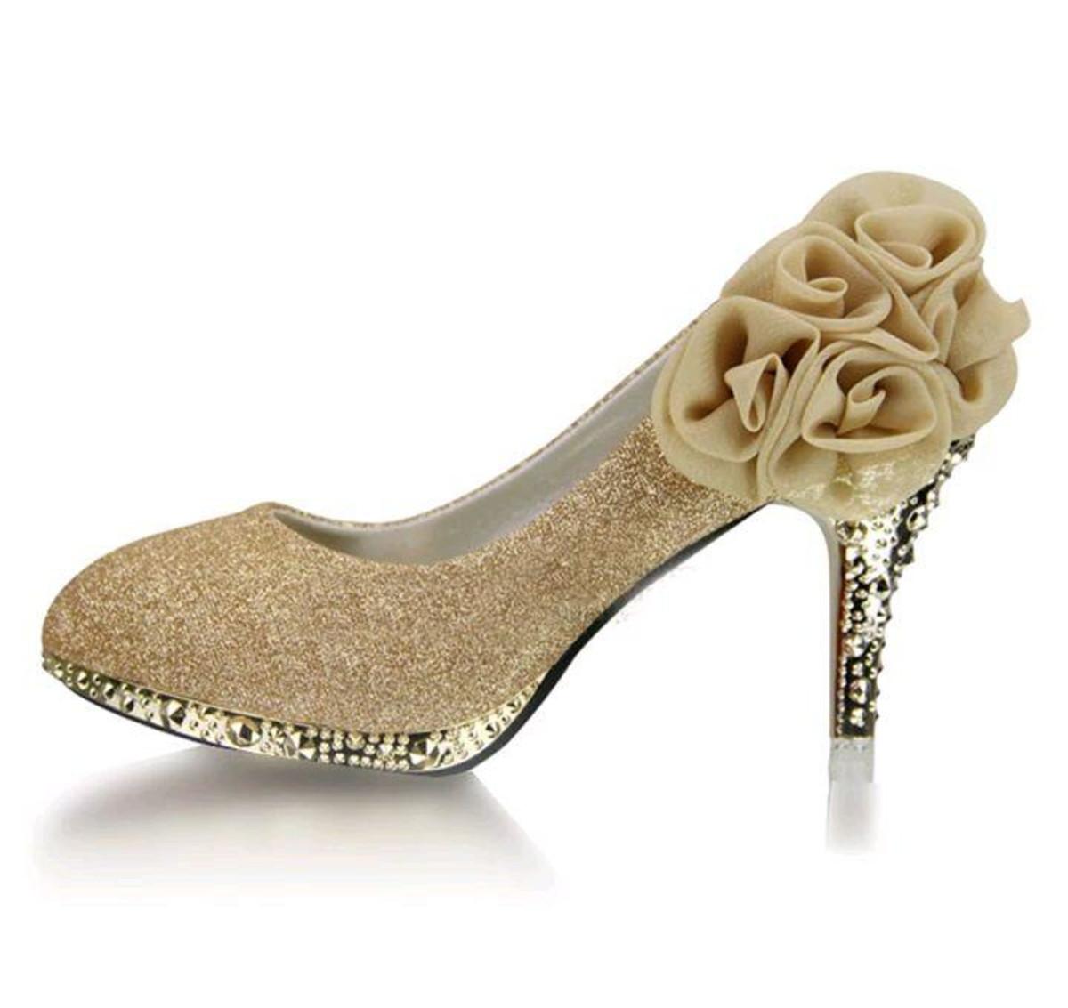 dc76fd8f2 Sapato de Noiva guipir personalizado no Elo7 | Cantinho Príncipe e ...