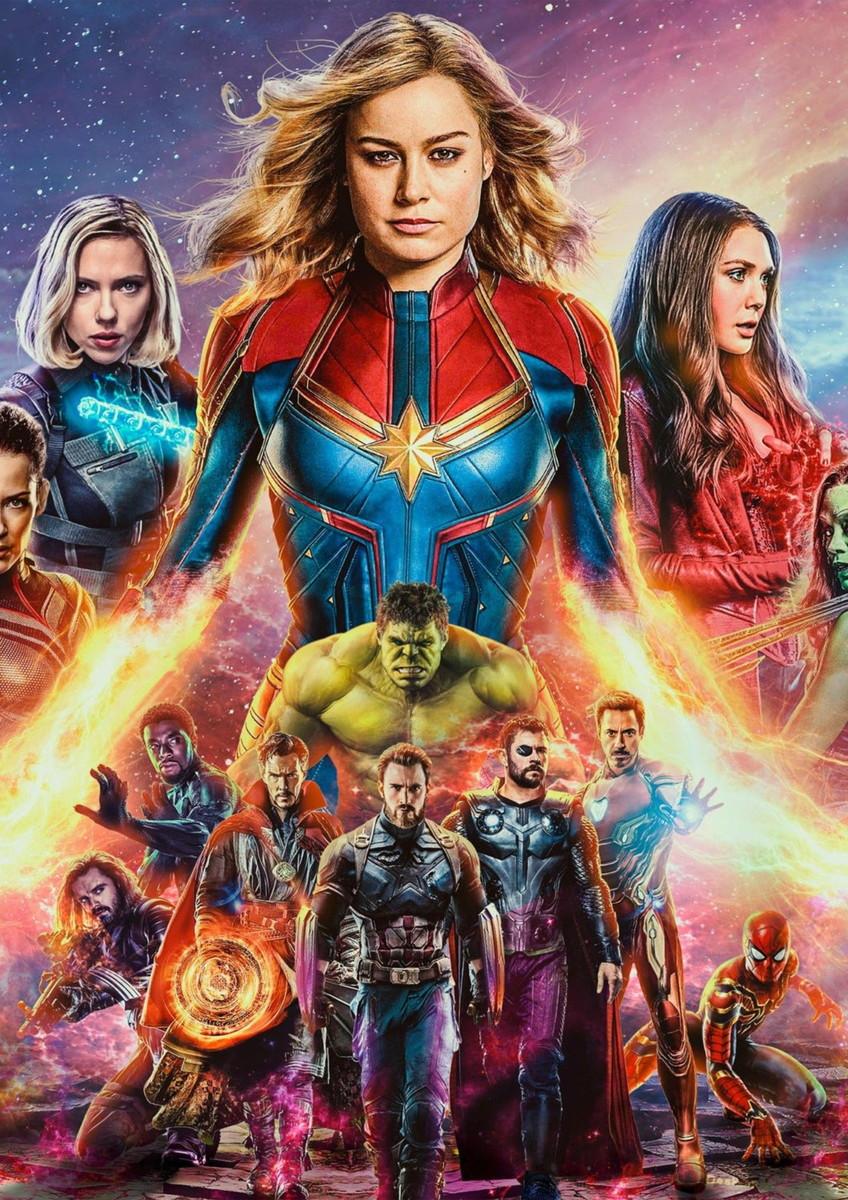 Marvel Avengers Filme