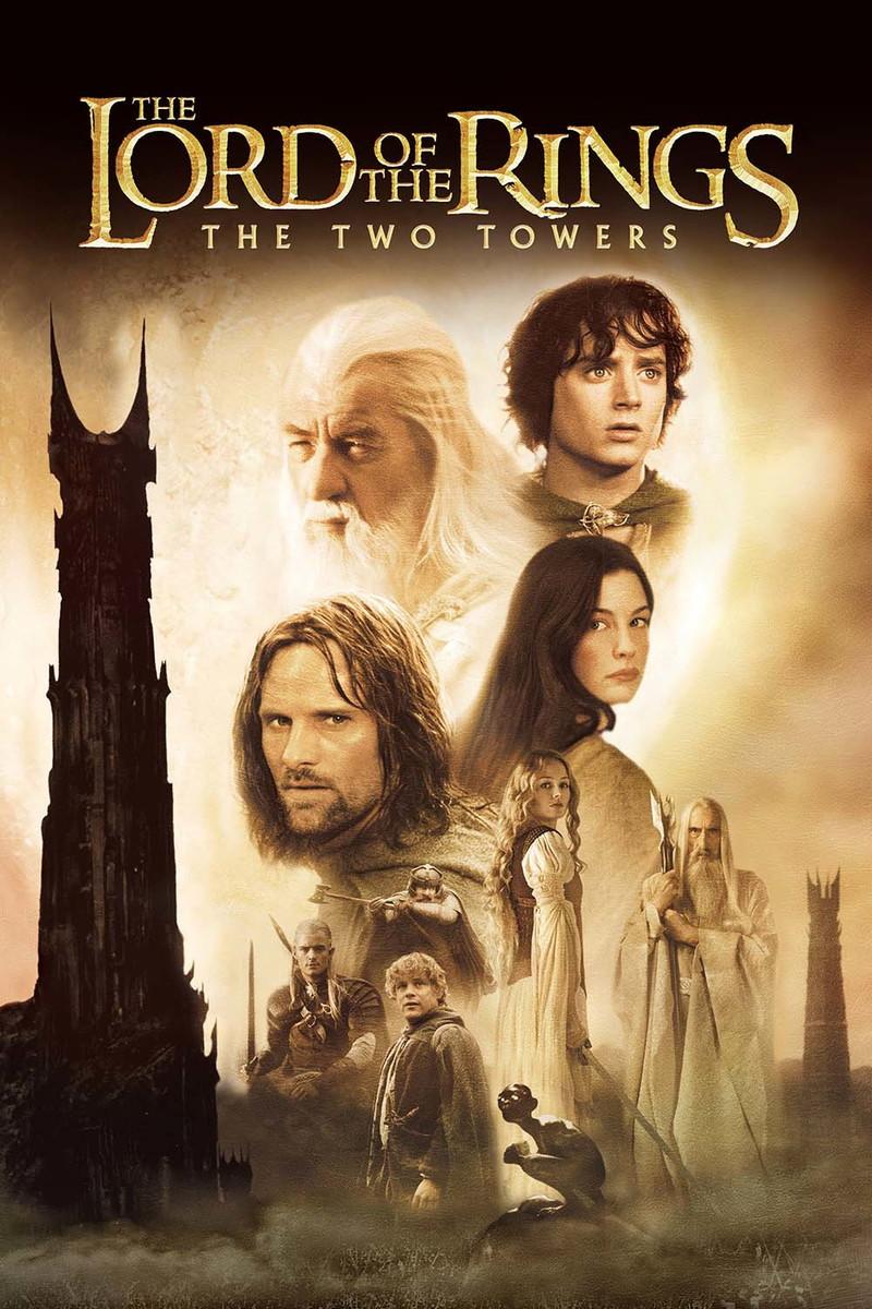 Poster O Senhor dos Anéis As Duas Torres LO01 Tam 90x60 cm no Elo7 | Loot  OP (F284FF)