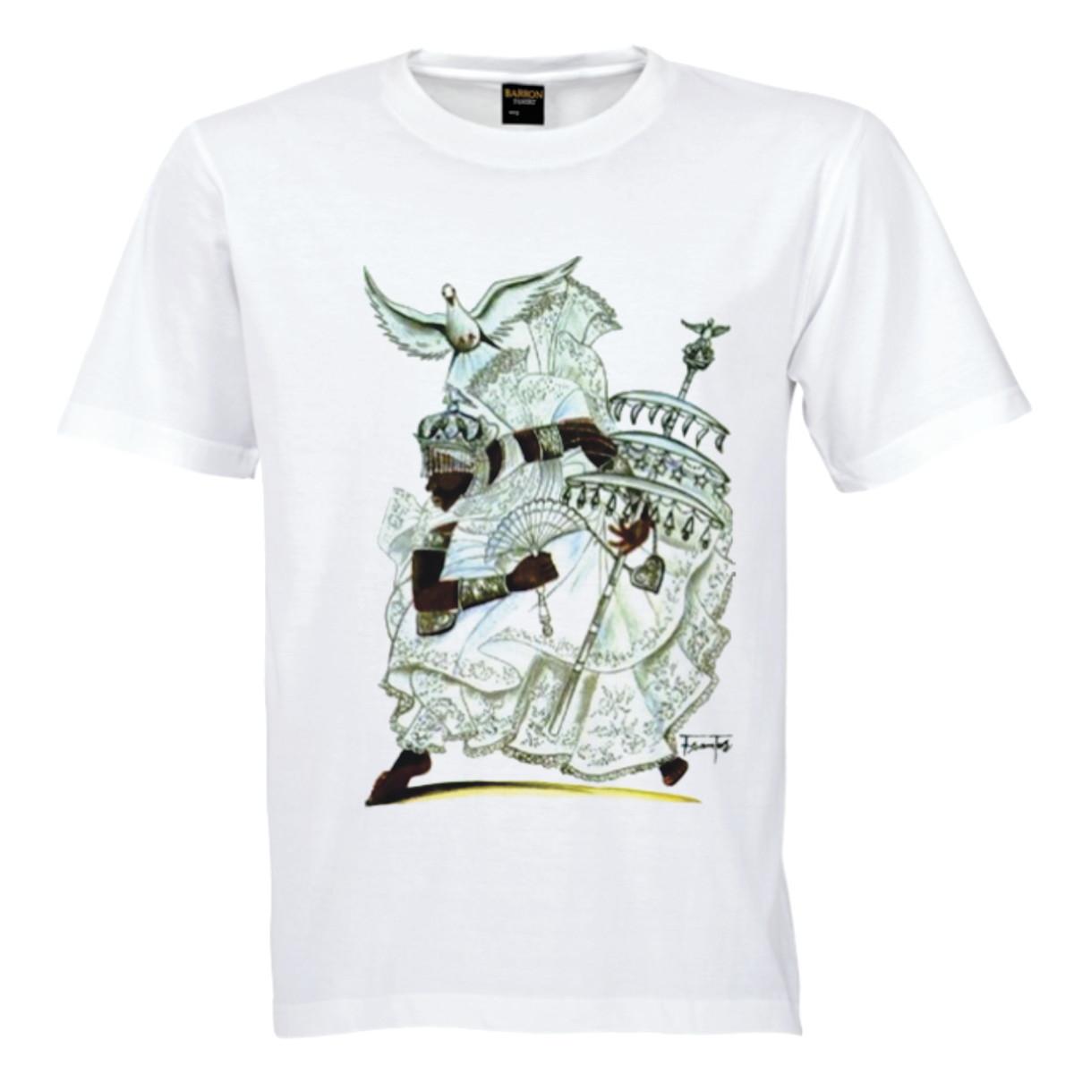 Comprar Baby Look Iemanjá - Camisetas de orixás, canecas