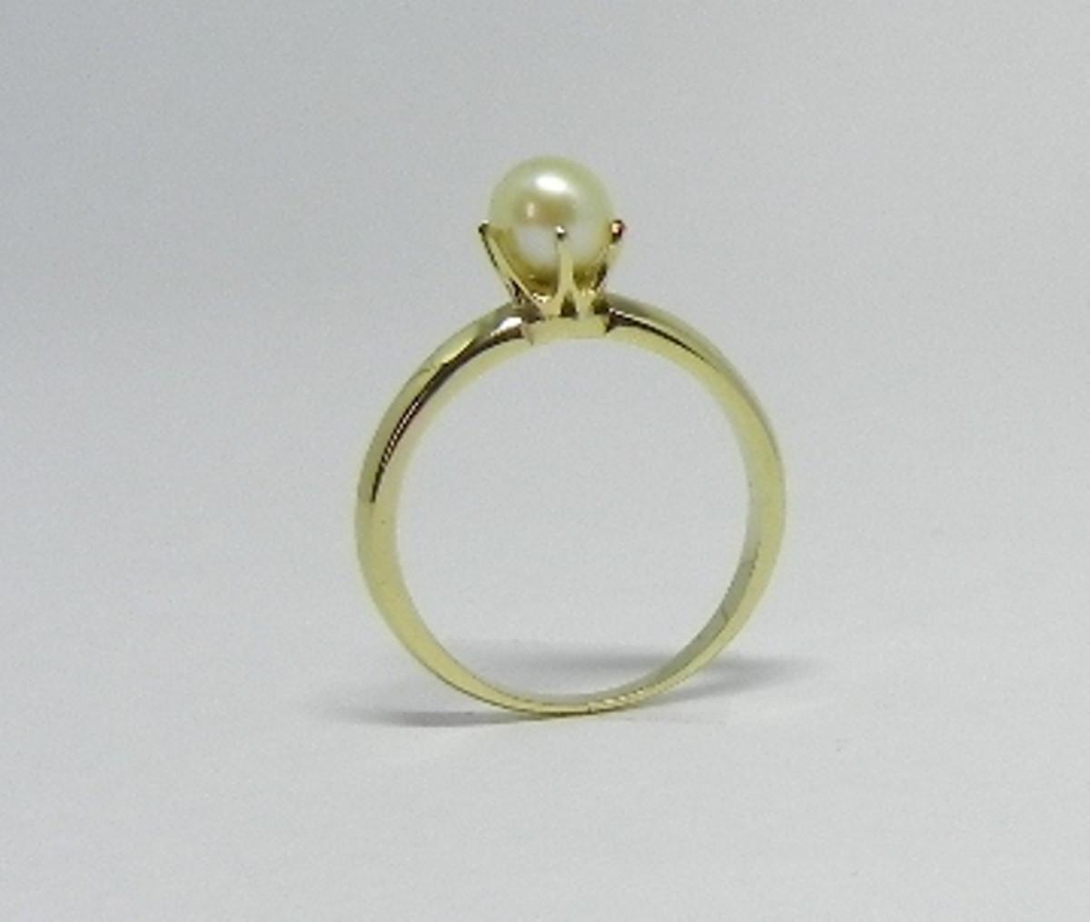 7fb389384 Anel Crown em Ouro 18k no Elo7 | ETEREA JOIAS (F562BA)