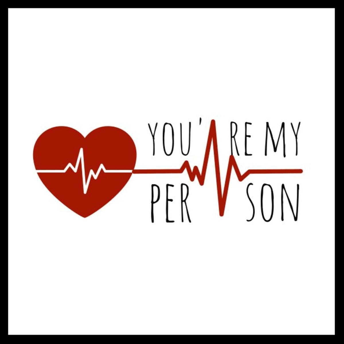 Quadro My Person Por Grey S Anatomy