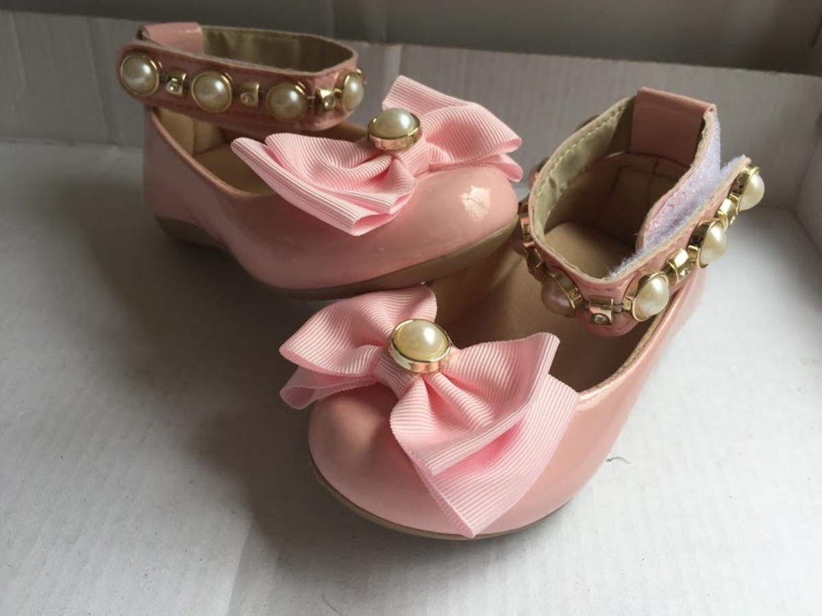 5bea9940f Sapato Infantil Customizado no Elo7 | SANDRA ACESSÓRIO (F621CB)