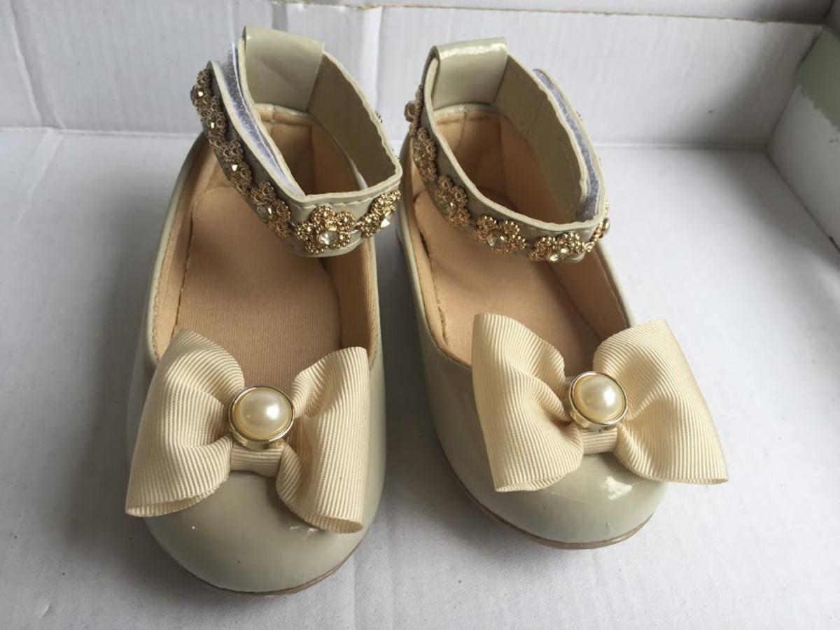 e07365091 Sapato Infantil Customizado no Elo7 | SANDRA ACESSÓRIO (F62240)