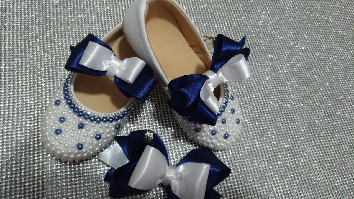 f73ac722f Sapato Infantil Customizado no Elo7 | SANDRA ACESSÓRIO (F822AF)