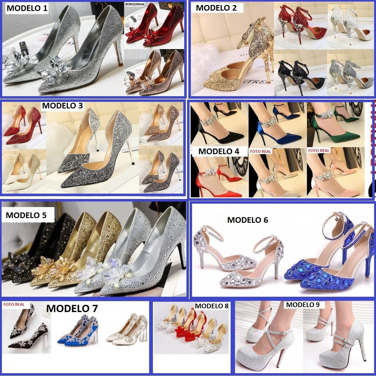 5a3bfca4d Sapato de Noiva Debutante Festa 15 anos Perolas cristais no Elo7 ...