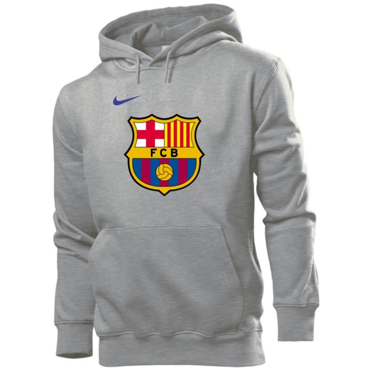 c66bdb0cca Blusa de moletom futebol barcelona futebol clube espanhol no Elo7 ...