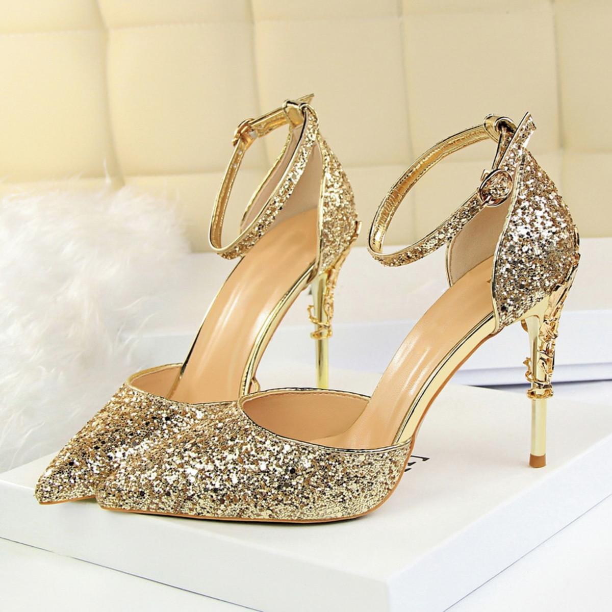 6f2654f07 Sapato de Noivas de Luxo Sapato Debutante 15 Anos Festas no Elo7 ...