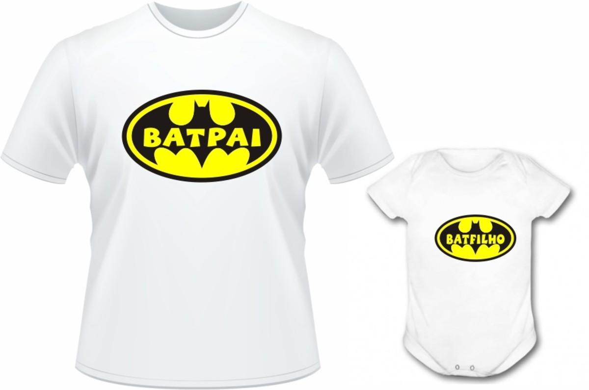 f676566778bb30 Kit Tal Pai Tal Filho - Batman