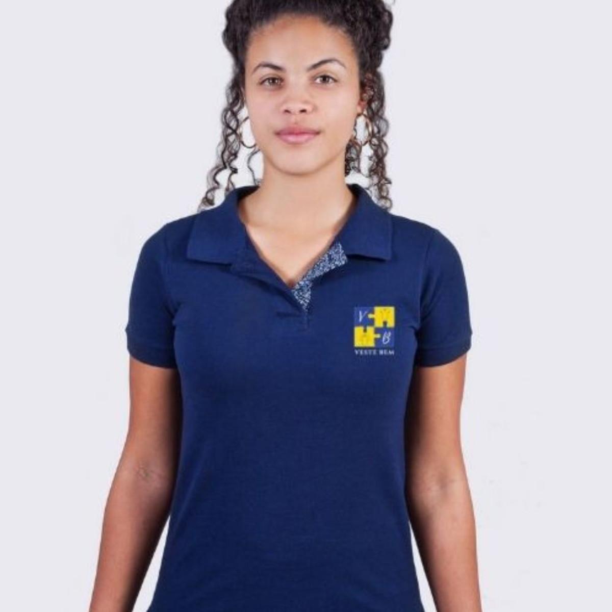 c5065ca6e7f3 Kit 7 Blusas Feminina Personalizadas Com Logomarca Emblema no Elo7 ...