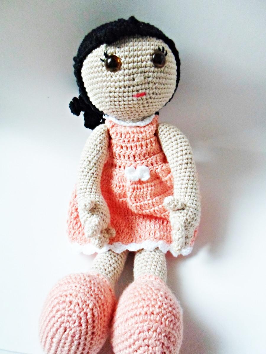 Boneca Lulu Amigurumi no Elo7   Cactus Ateliê do Crochê (1023FE7)   1200x900