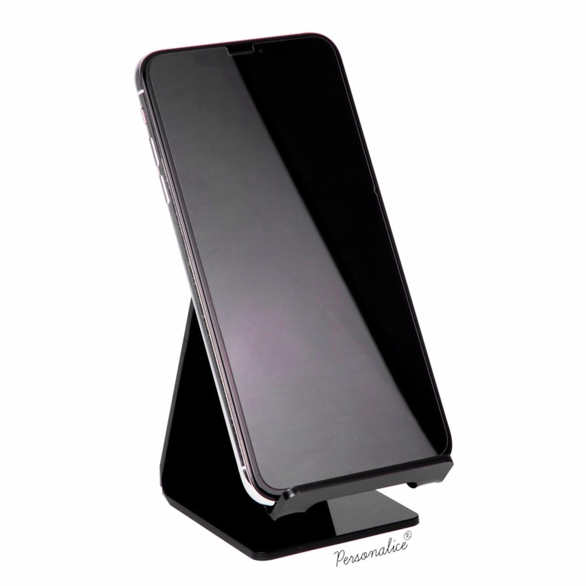 Suporte Celular Smartphone iPhone Display Mesa Universal no Elo7 ...