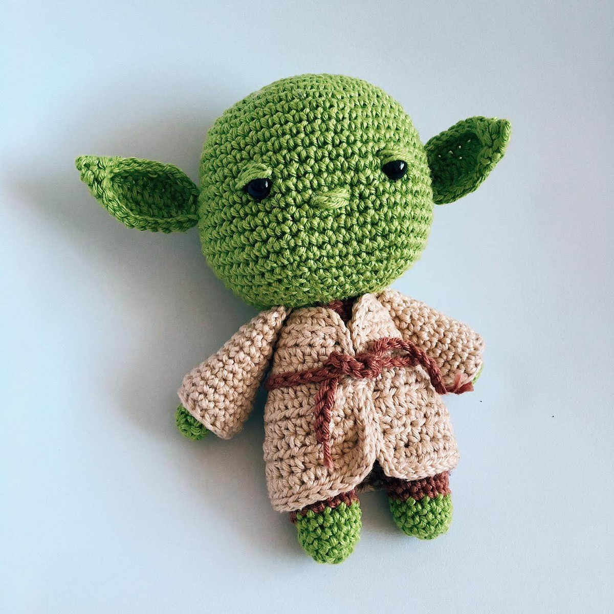 Mestre Yoda criação inspirada em receitas encontradas na web ...   1200x1200