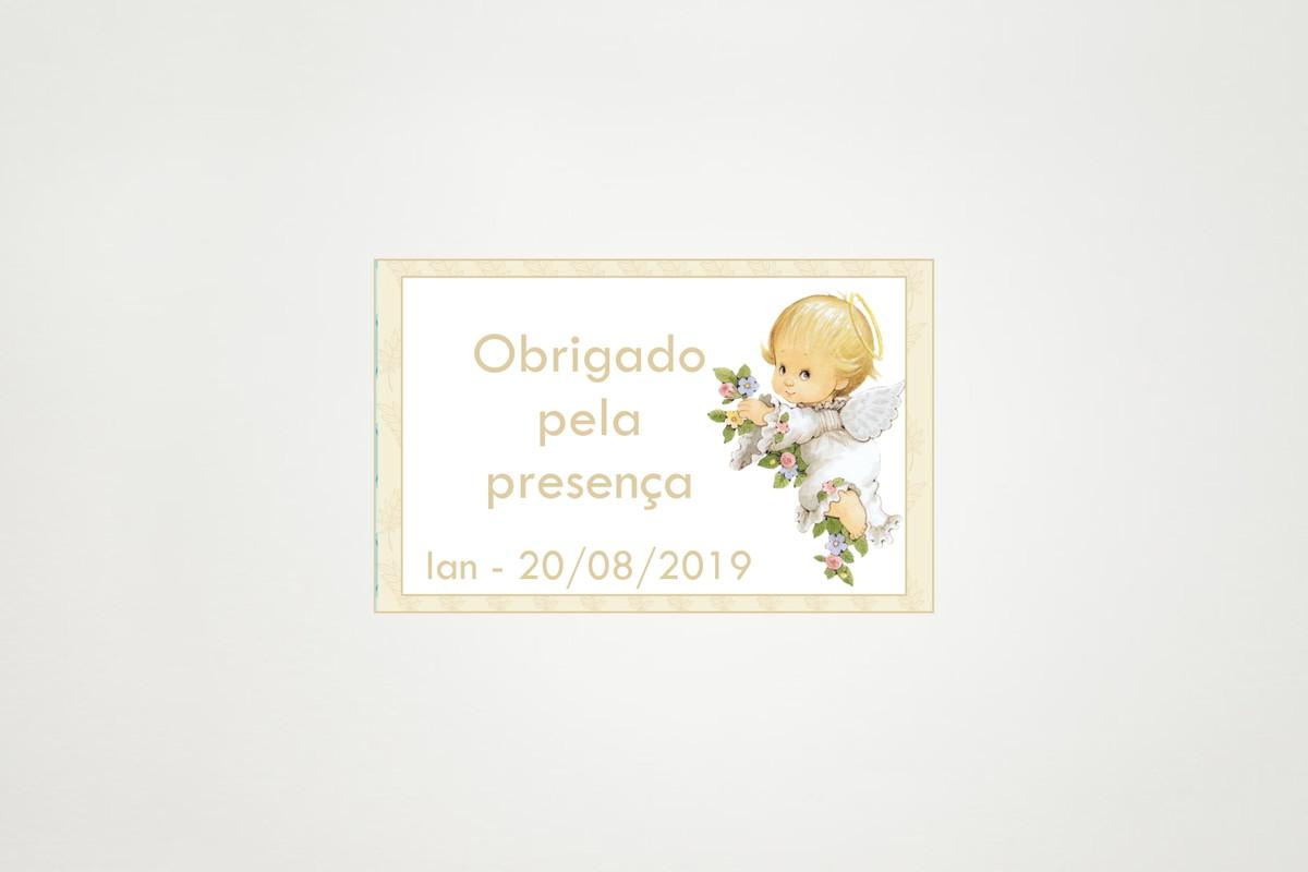 Digital Tag Batizado Dourado No Elo7 Deeh Artes Ff1e07