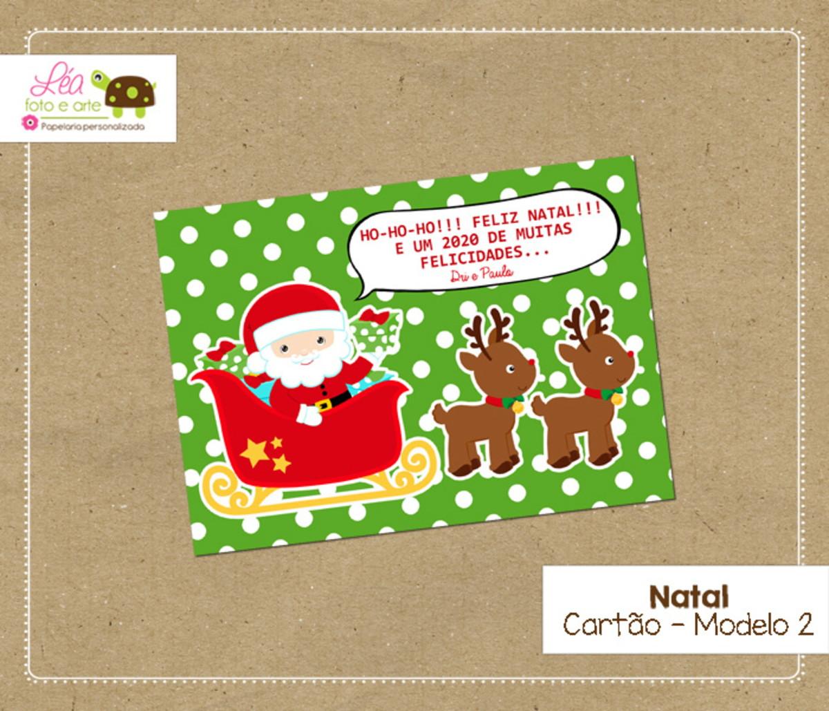 Cartao De Natal No Elo7 Lea Foto E Arte 491b76