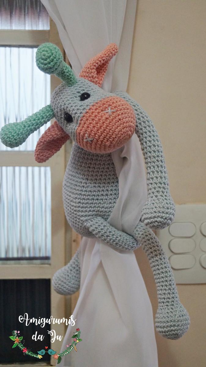Girafa do Coração Amigurumi no Elo7 | Crochet Shop! (D943CE) | 1200x674