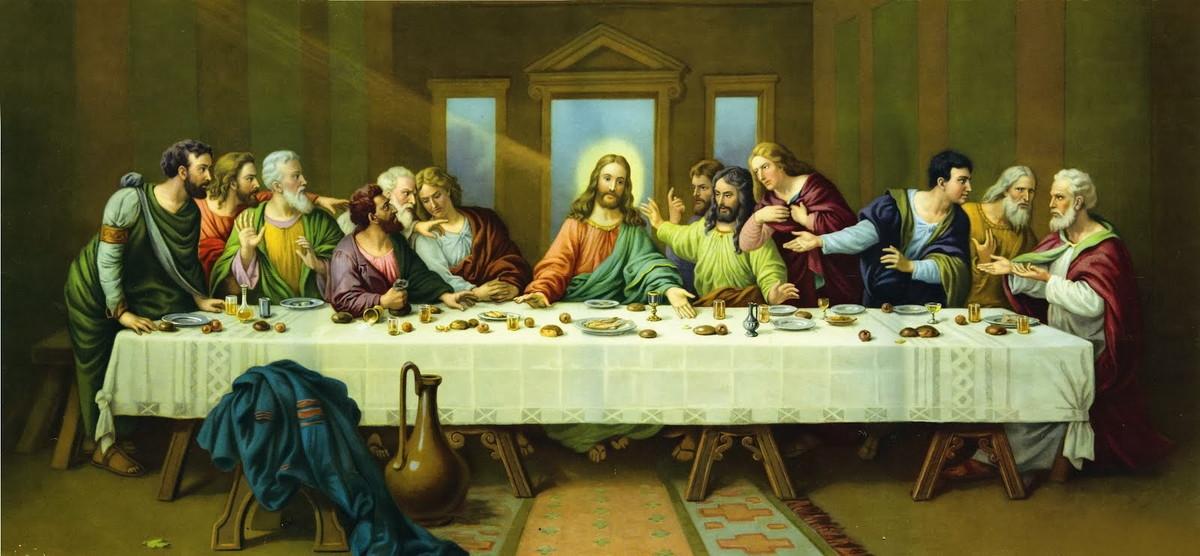 quadro santa ceia no elo7 roosevelth dornelas 6ad86f quadro santa ceia