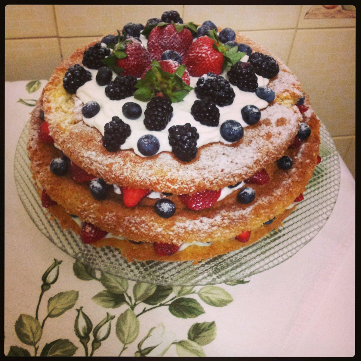 Naked Cake no Elo7 | Bolofakebyalinecasagrande (1315FBC)