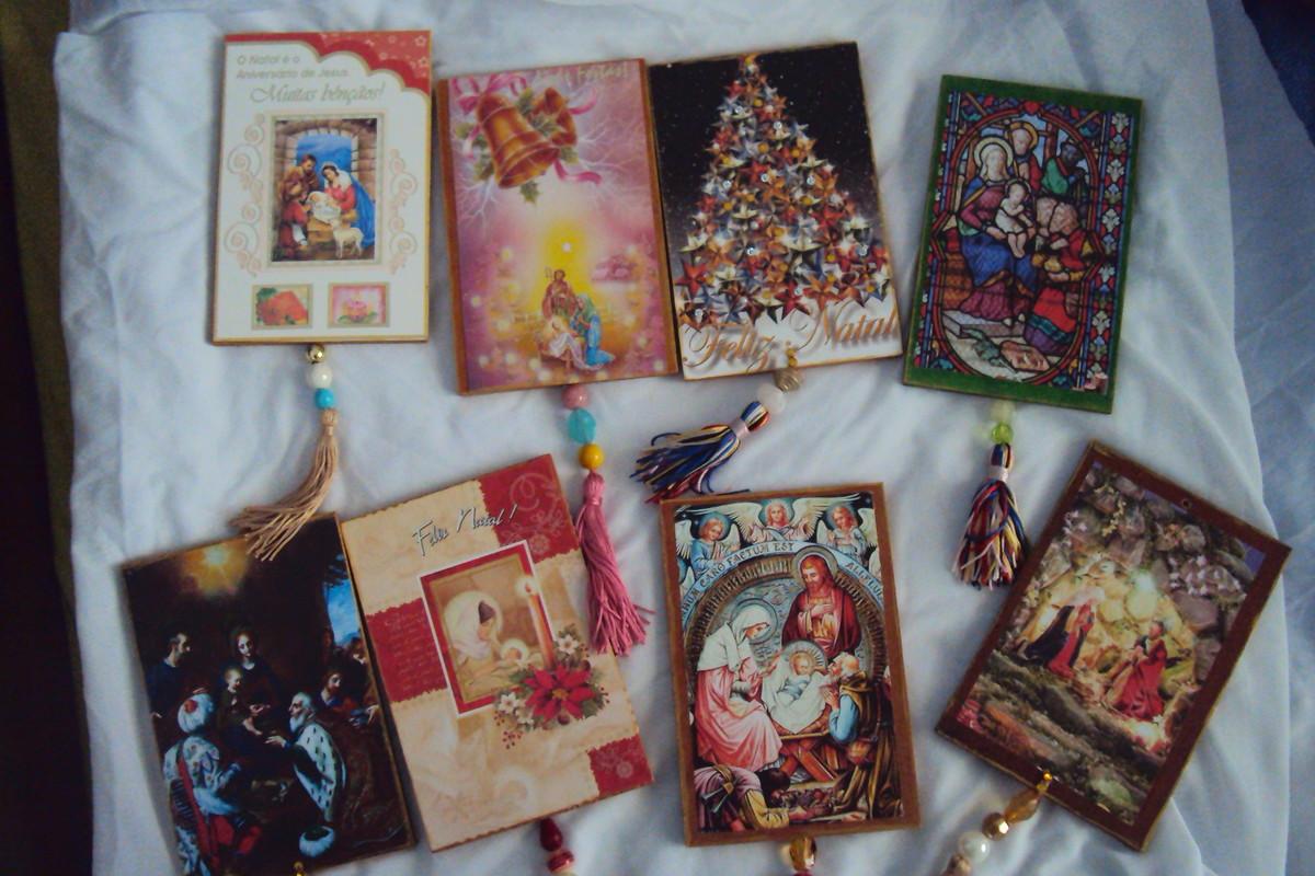 Quadrinhos de Natal..lembrancinhas Natalina