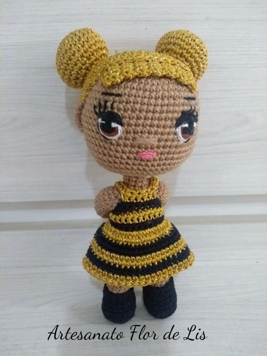 LOL Surprise | Bonecas, Bonecas de crochê, Bonecos de fios | 1200x900