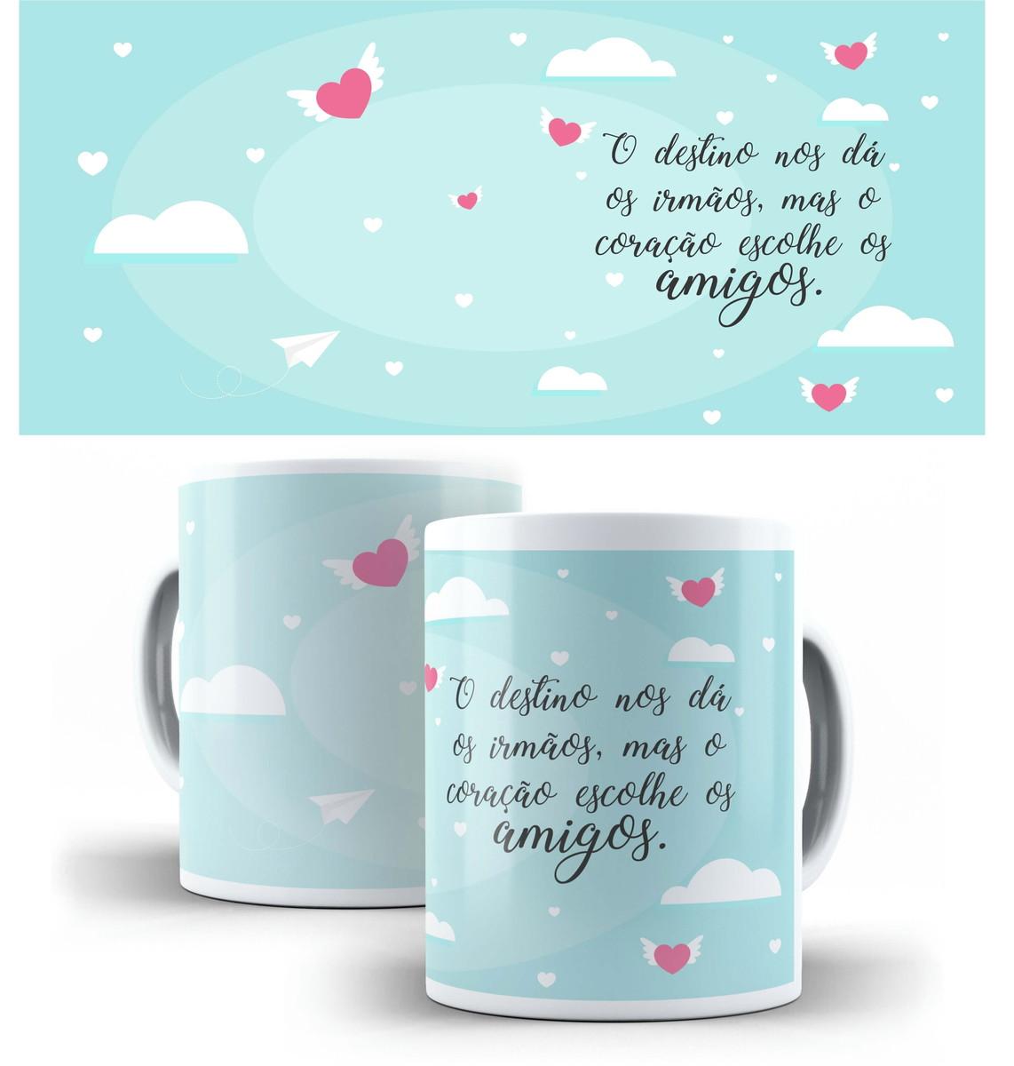 Caneca De Porcelana Frases Motivacionais 3