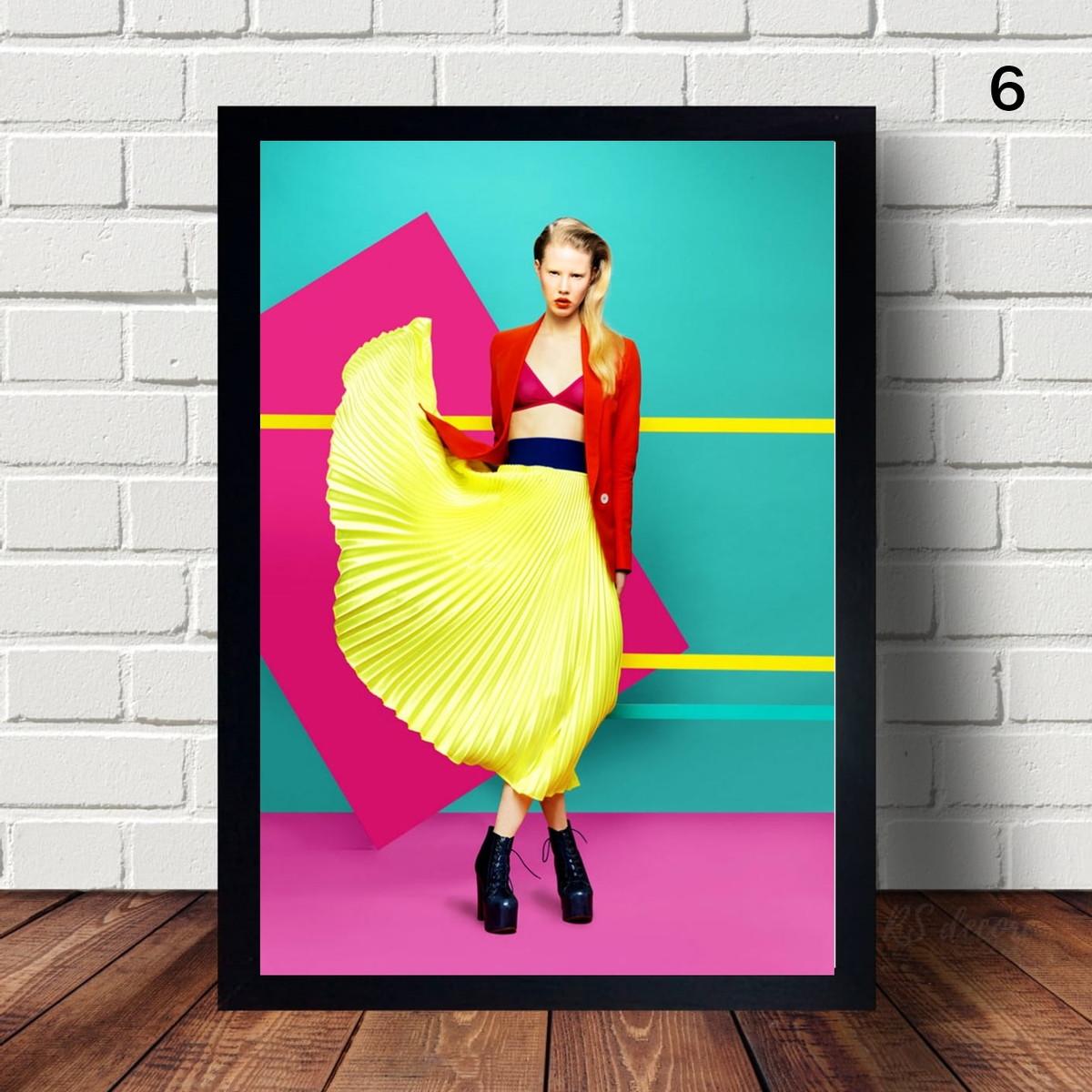 Quadro Poster De Moda Fashion A3 No Elo7 Rsdecor 1067949