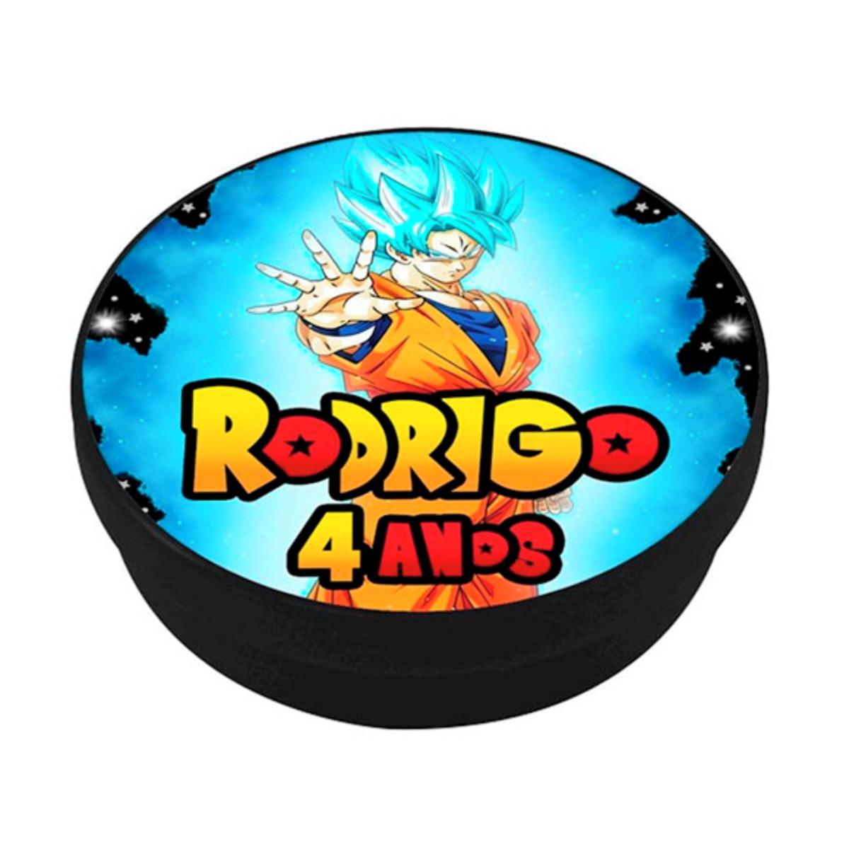 Lembrancinha Latinha Dragon Ball Z Modelo 1 10 Unidades No Elo7