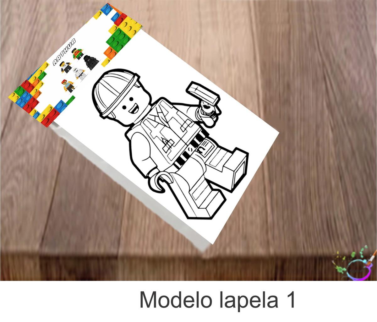 Desenhos De Colorir Lego No Elo7 Tipoart 10e6d0f