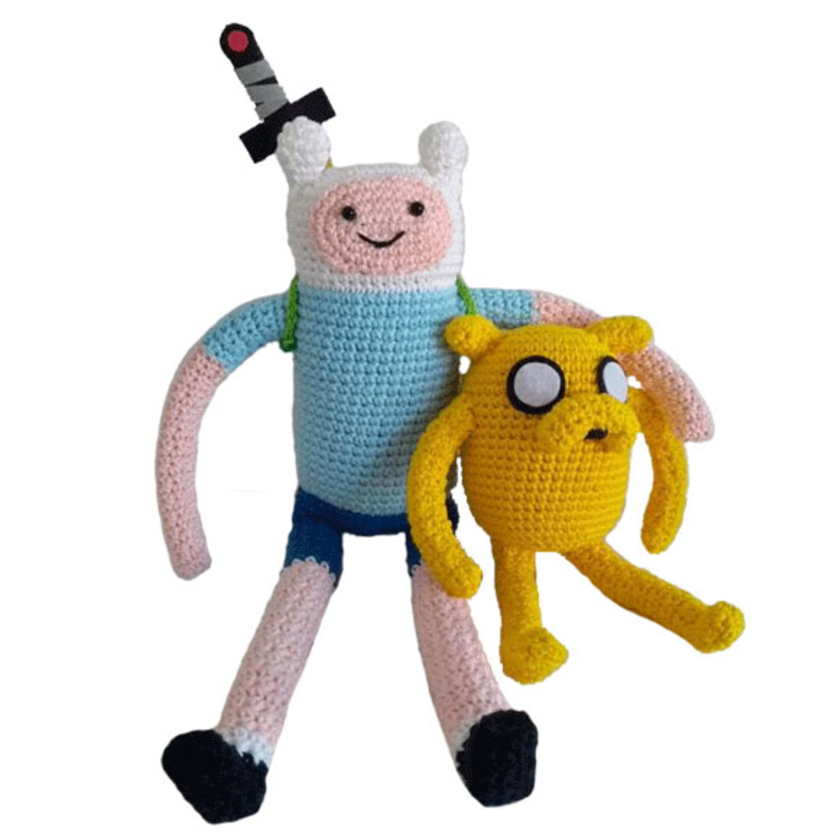 Jake Hora De Aventura Amigurumi Crochet - $ 350,00 en Mercado Libre | 1200x1200