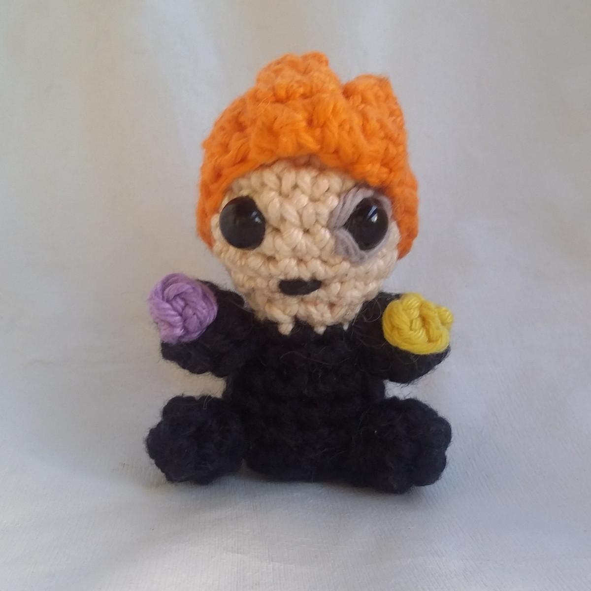 Crochet Mei (Overwatch) : crochet | 1200x1200