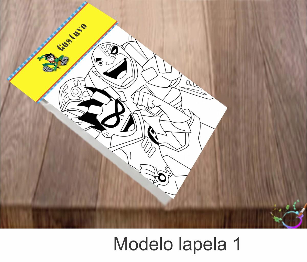 Desenhos De Colorir Robin No Elo7 Tipoart 110a6d5