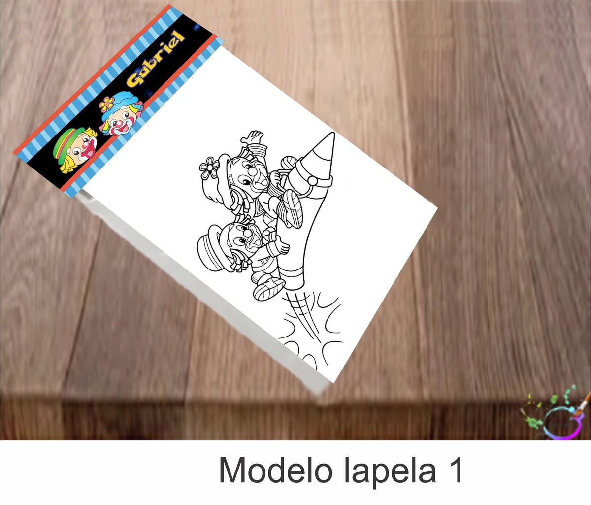 Desenhos De Colorir Patati Patata No Elo7 Tipoart 110c00a