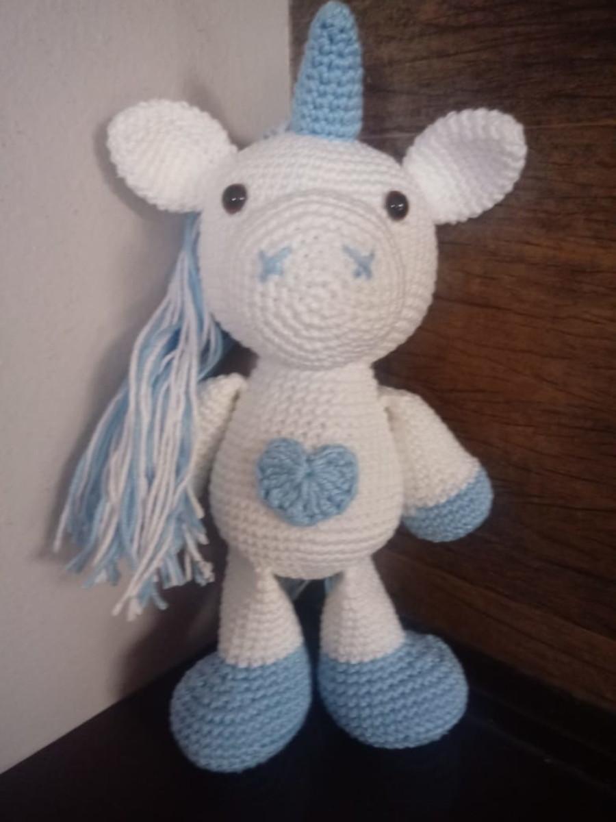 Ladybug & Cat Noir😍💞 #amotejer #amigurumis - Unicornio Azul - Crochet |  Facebook | 1200x900