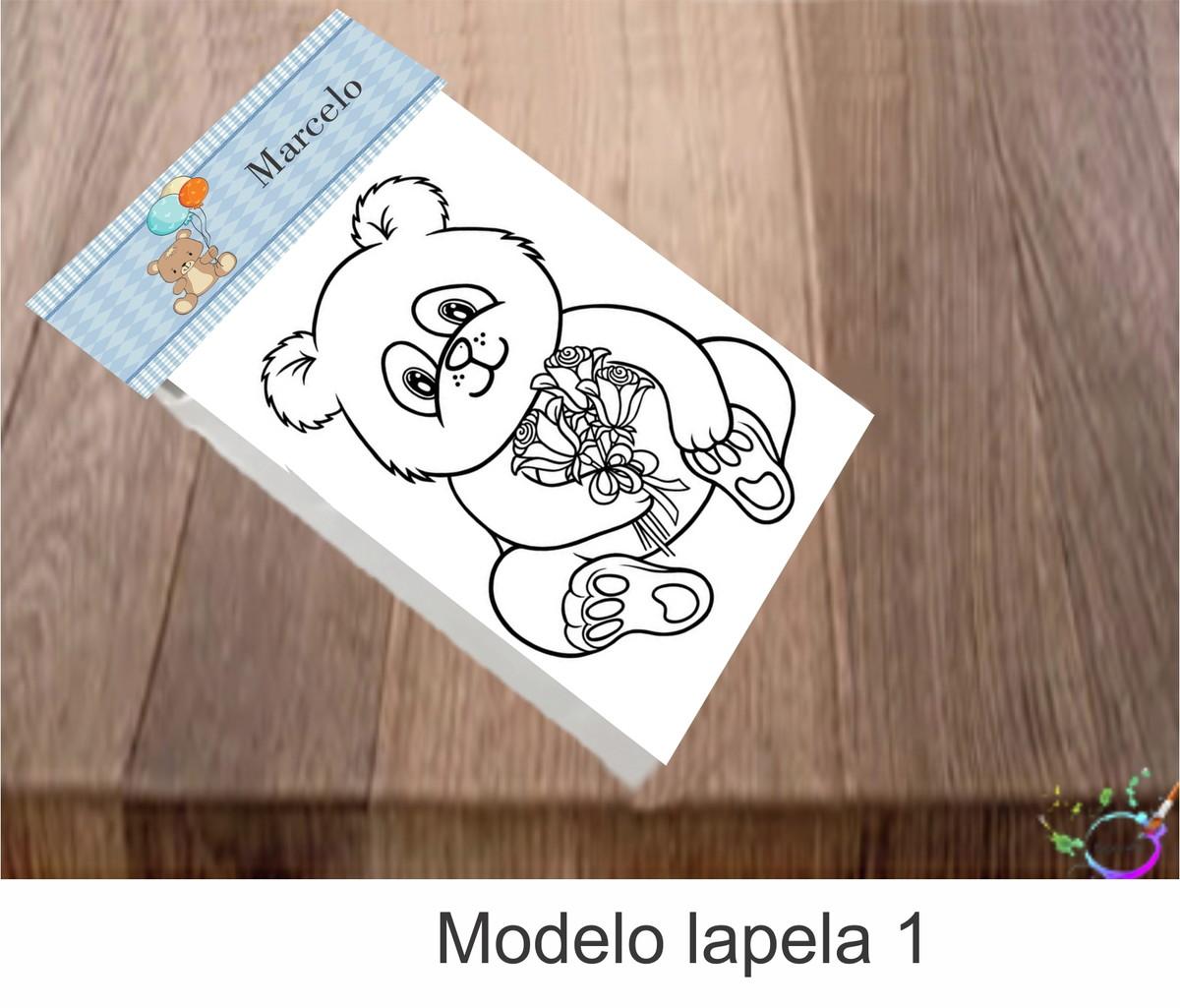 Desenhos De Colorir Ursinho No Elo7 Tipoart 1119fbd