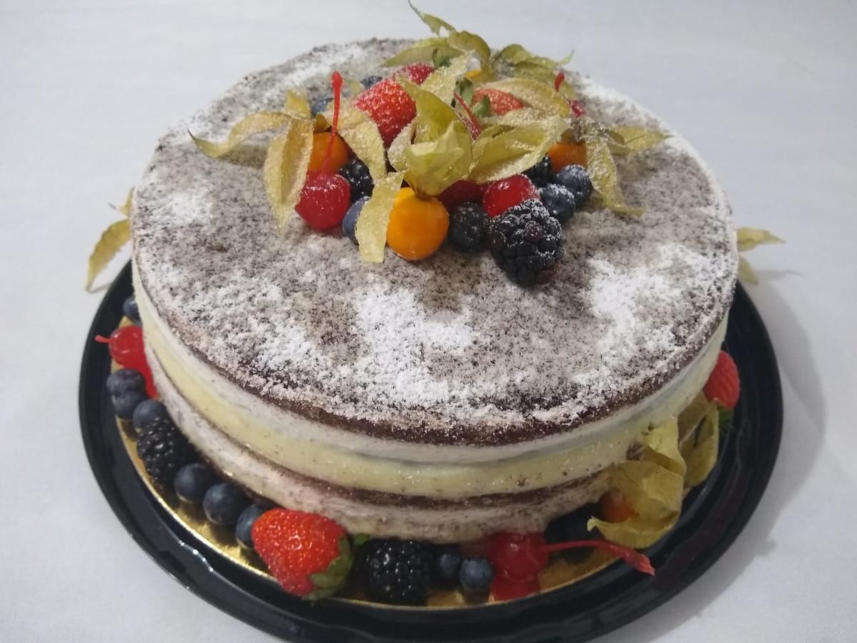 Naked Cake no Elo7 | Bolofakebyalinecasagrande (1315FFD)