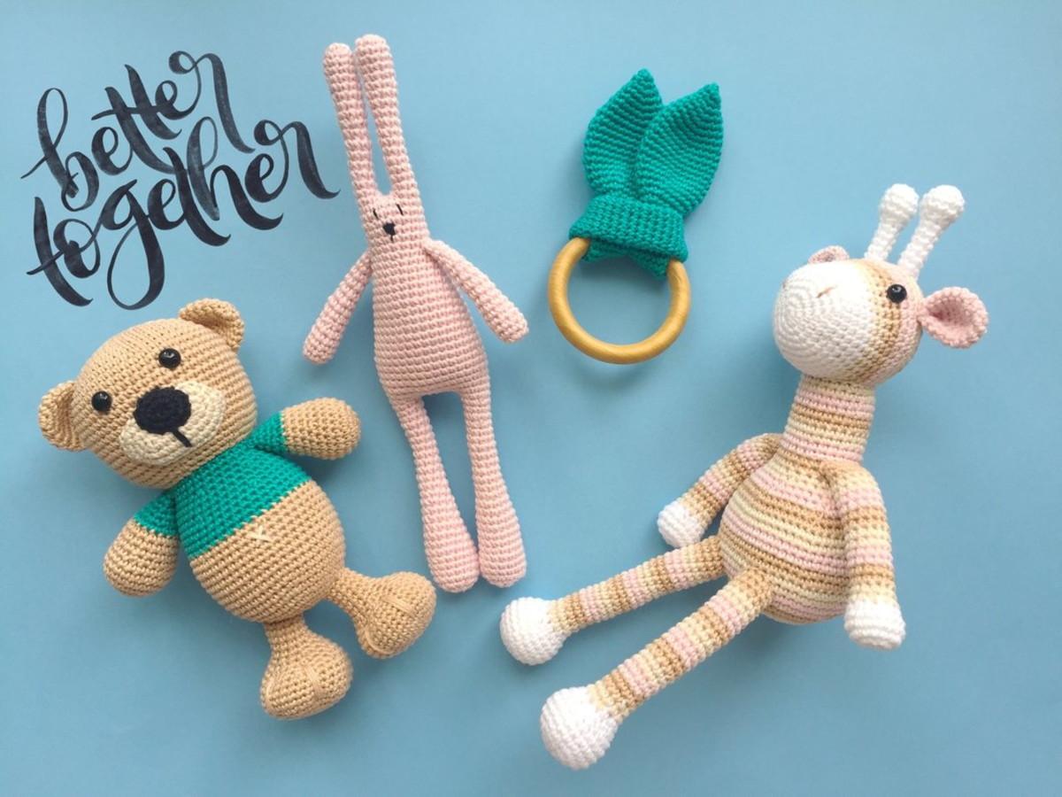 Crochet Beautiful Amigurumi Butterflies For Kids as Great Gifts ... | 900x1200