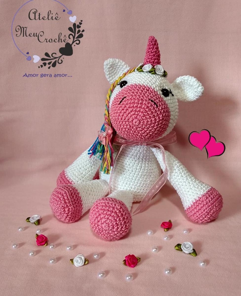 Free Crochet Unicorn Pattern | Crochet unicorn pattern, Crochet ... | 1200x977