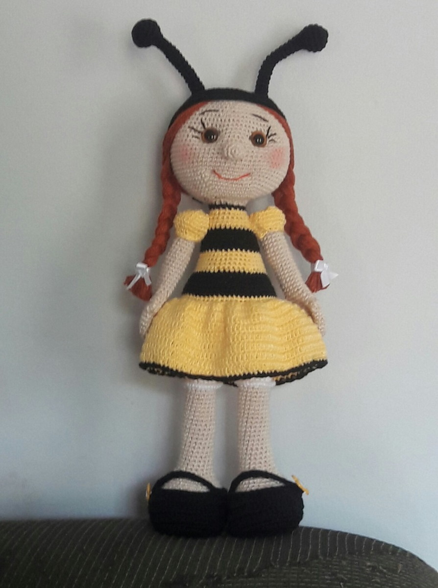 Amigurumi Molly Doll-Free Pattern | Crochet dolls free patterns ... | 1200x894