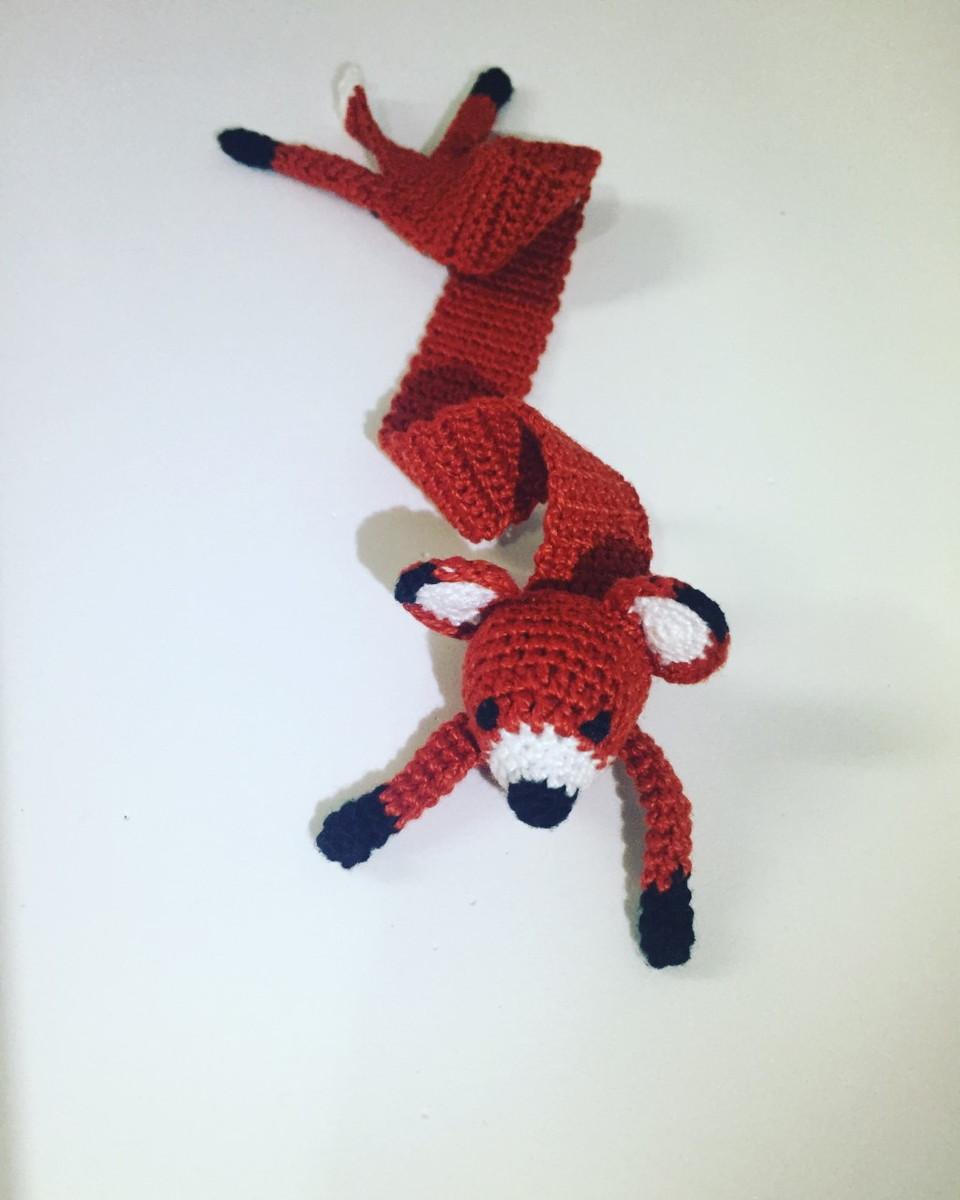 Raposa | Bichinhos de croche, Brinquedos de tricô, Amigurumi | 1200x960