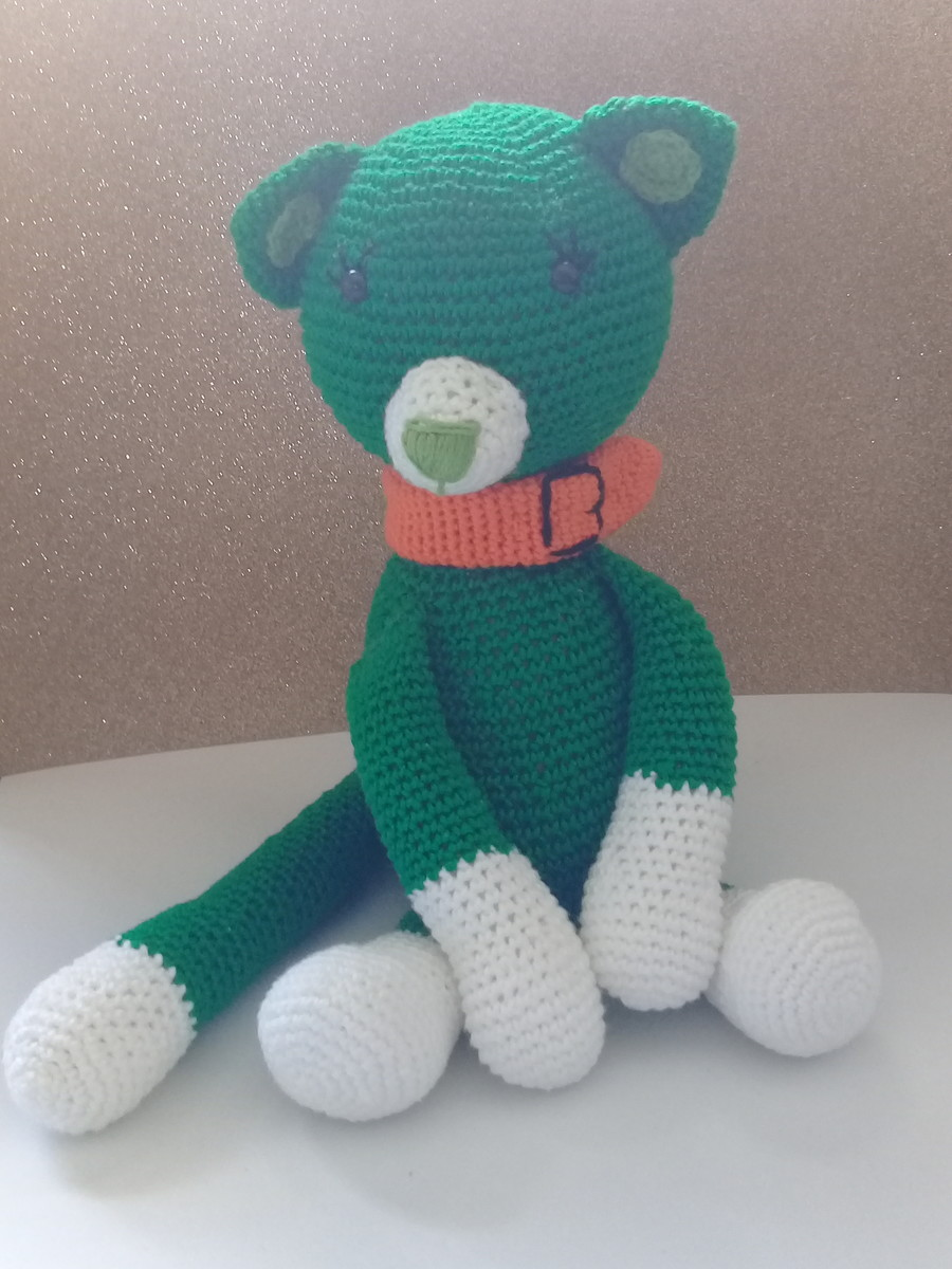 Gato kawaii amigurumi tutorial - YouTube | 1200x900