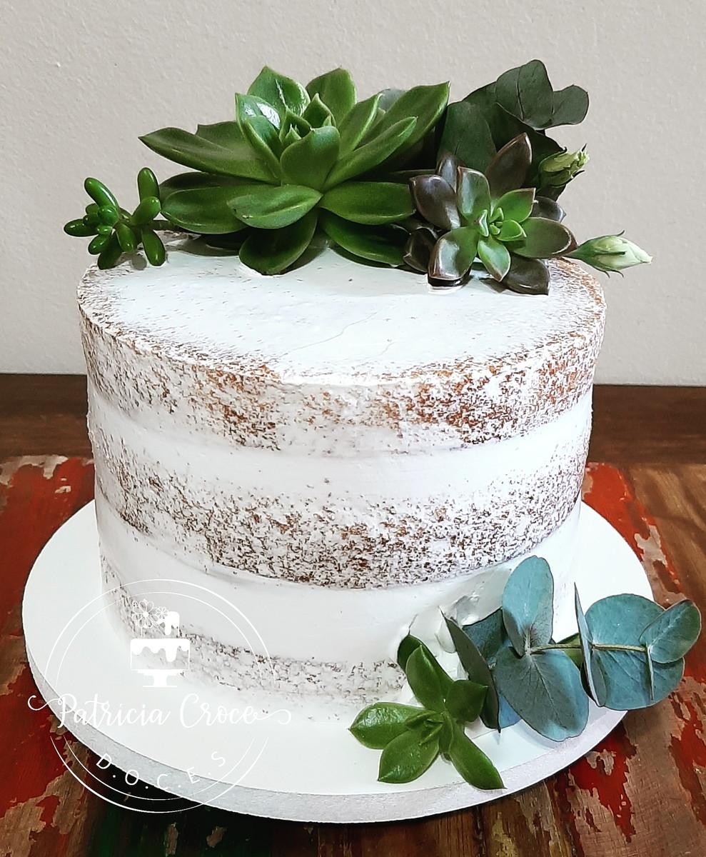 Naked Cake com Frutas da Época no Elo7   Universo Cupcake