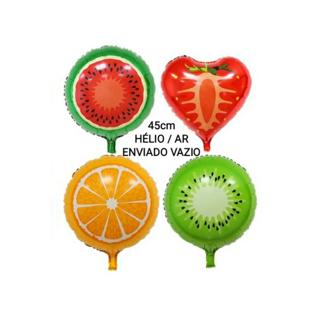 A Fruta Carambola Serve Para Que 4 balÕes de frutas melancia morango laranja kiwi