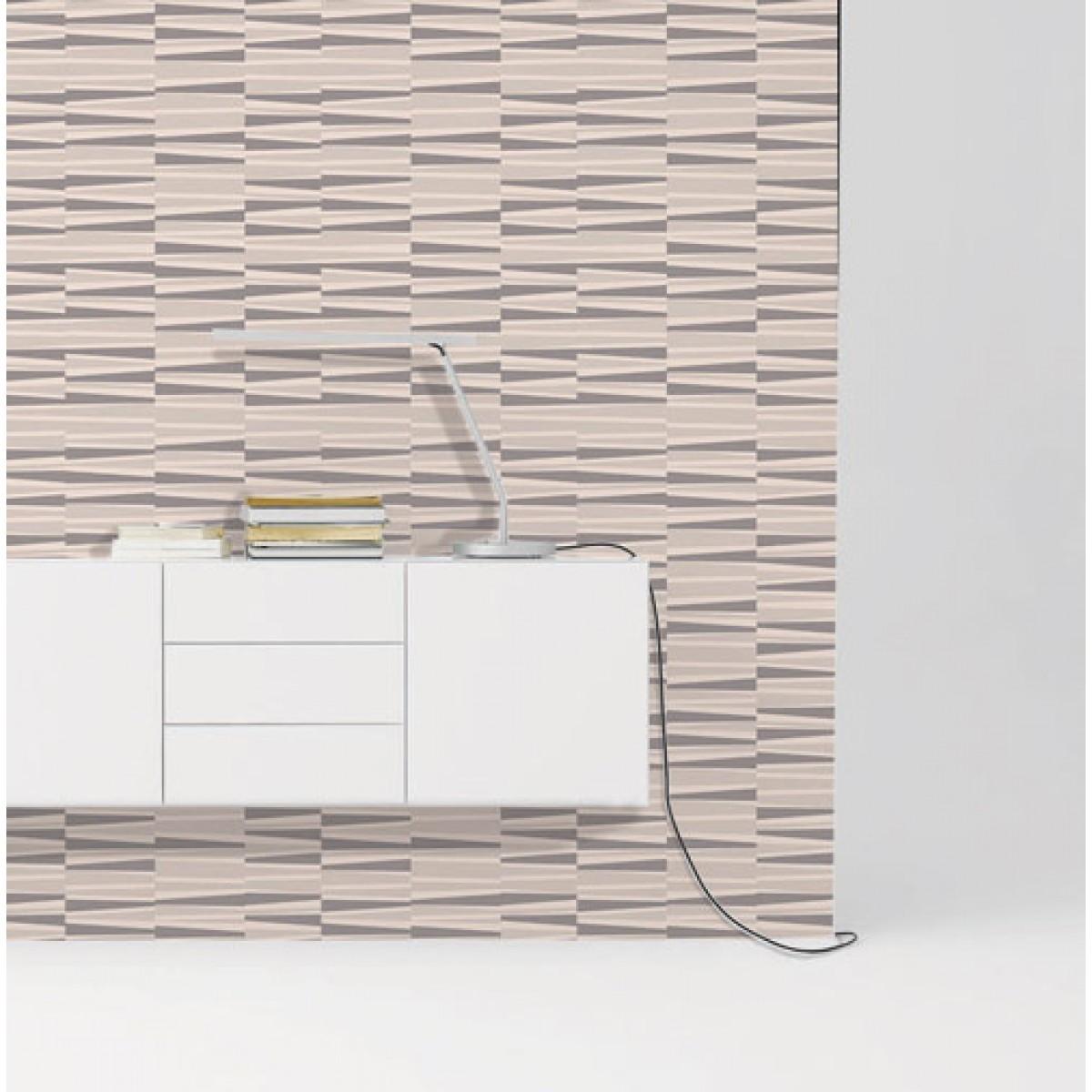 Papel De Parede Geometrico Menina - papel de parede inspire