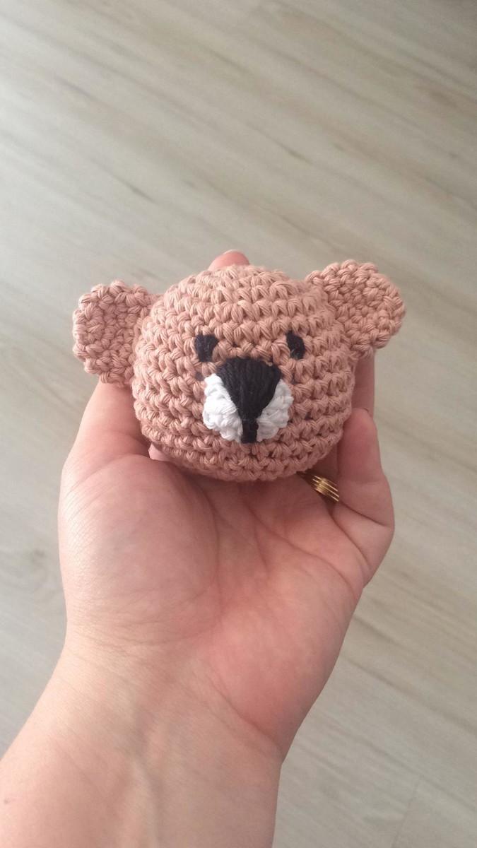 Lembrancinha Urso Amigurumi   Elo7   1200x675